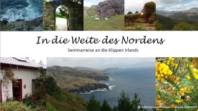 Seminarreise an die Klippen Irlands