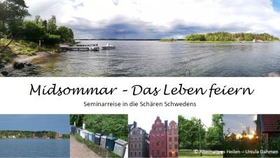 Seminarreise in die Schären Schwedens