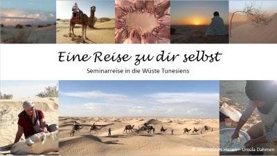 Seminarreise in die Wüste Tunesiens